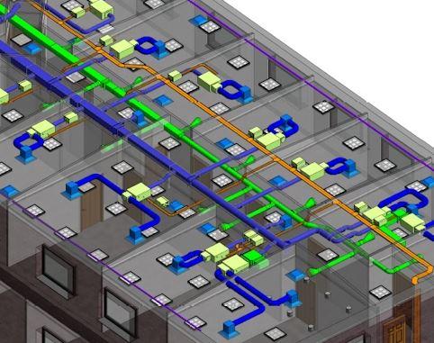 Для обеспечения безотказной работы тепловых сетей определены:  - достаточность диаметров подающих трубопроводов;  - толщина изоляции.