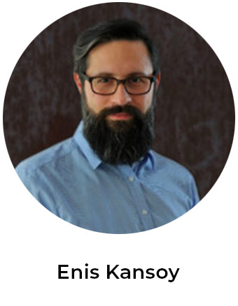 Международный эксперт buildingSMART Enis Kansoy