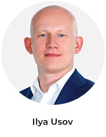 Международный эксперт buildingSMART Илья Усов