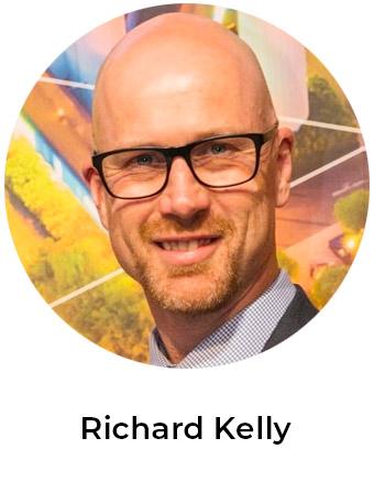 Международный эксперт buildingSMART Richard Kelly