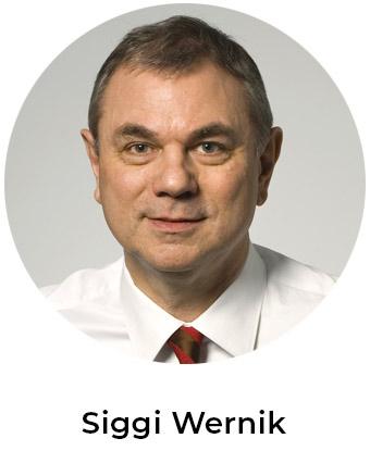 Международный эксперт buildingSMART Siggi Wernik
