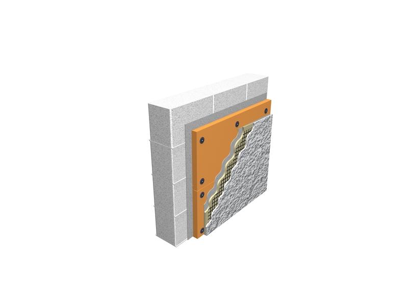 толщина наружных стен из газобетона